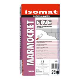 ISOMAT MARMOCRET FINE 25KIL 8.50E